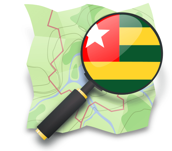OpenStreetMap Togo