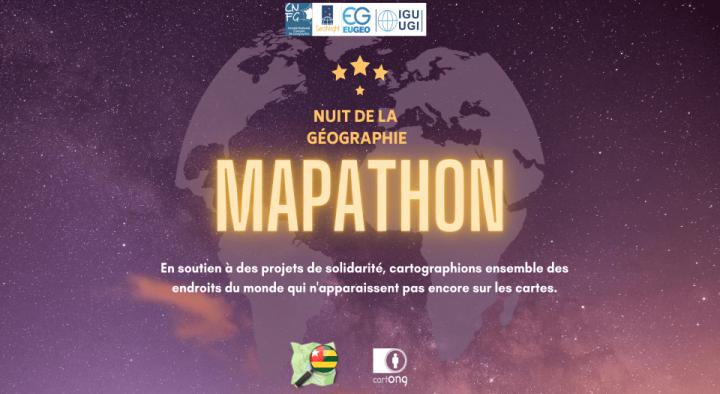 Nuit de la Géographie (GeoNight) 2021